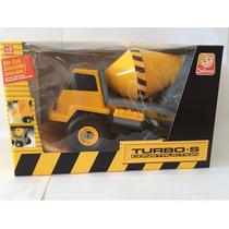Caminhão Turbo S Construction - Betoneira - Silmar