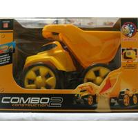 Super Caminhao Combo Construction - 12xs/juros+frete Gratis