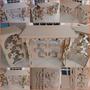 Kit Mesa Quadrada 2 Cubos Provençal Aniversario Tema Estrela