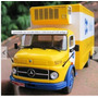 Caminhão Miniatura Kibon