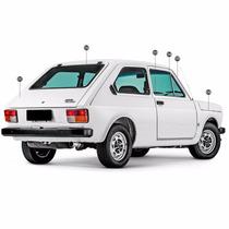 Kit Borracha P/ Reforma Fiat 147 76 - 82 Porta Capo Mala