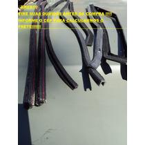 Canaleta Com Pestana Vidro Porta Caminhonet Gm C10 D10 C15