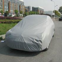 Capa Para Carro Impermeável - Feita Em Courino Flanelado