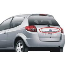 Friso Cromado P/ Porta Malas Traseiro Fiesta Sedan Ka