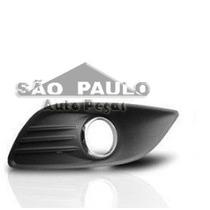 Grade Milha Parachoque Focus Com Furo 2008 2009 2010