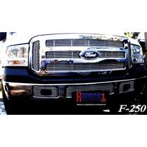 Sobre Grades Ford F250 Aço Inox 304 9 Peças