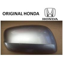 Capa Retrovisor New Fit Sem Pisca Pintada Original Honda