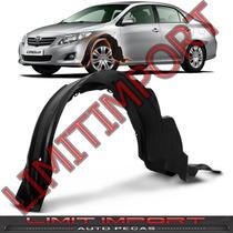 Parabarro Corolla Esquerdo Ano 2009 2010 2011 2012 2013 2014