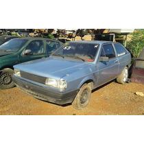 Sucata Vw Gol 1991/96 P/venda Peças Capô Motor Porta Cambio