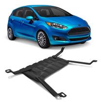 Protetor De Cárter Peito Aço Ford New Fiesta 2013 2014 2015