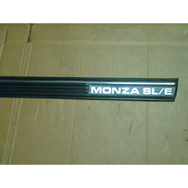 Moldura Porta Dianteira Direita Monza Sle 2 Portas 82/87
