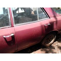 Opala Antigo 72 - Porta Traseira Lado Esquerdo Do Motorist