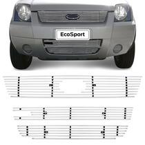 Sobre Grade Ecosport 2002 2003 2004 2005 2006 2007 Cromada