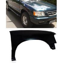 Paralama Chevrolet S10 96 97 98 99 01 Blazer Direito Novo