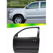 Porta Dianteira Toyota Hilux 2005 Á 2015 Srv Sw4 Nova