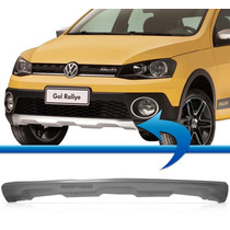Saia Spoiler Inferior Parachoque Gol G6 Rallye Saveiro Cross