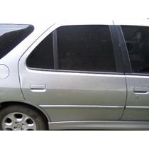 Porta Traseira Do Peugeot 306 Ano 97/01 R$ 150,00 Esq/dir