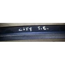 Canaleta De Porta Honda City Traseira Esquerda