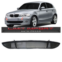 Grade Inferior Parachoque Bmw 120 130 Ano 2005 2006 2007