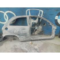 Painel Lateral Do Corsa Hatch Lado Direito Original