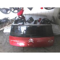 Tampa Traseira Citroën C4 Vtr Completa