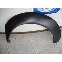 Alargador Do Paralama L200 00/03 Quadrada Traseira Le Fibra