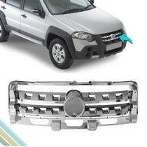 Grade Radiador - Palio Strada Weekend Locker 2009 Até 2012