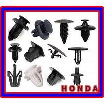 Civic Fit Crv City Honda Kit 93 Presilha Parabarr Parachoque