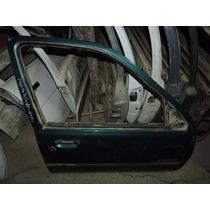 Porta Dianteira Direita Fiesta 95/97 4p Original