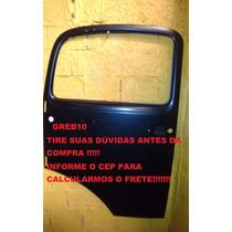 Folha Porta Cabine Mb 1111 1113 2213 Nova Esquerda/motorist