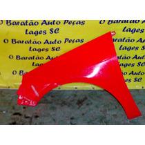 Paralama Vw Gol Voyage G5 08/12 Original Lado Esquerdo Motor