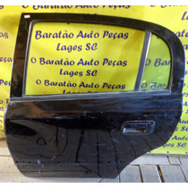 Porta Traseira Esquerda Gm Astra Hatch Sedan 99-12 Original