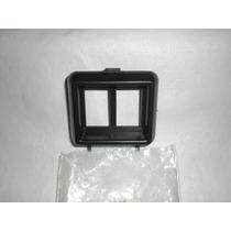 Moldura Interruptor Vidro Eletrico Gol / Santana (dupla)
