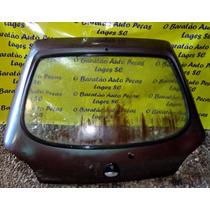 Tampa Traseira C/vidro Ford Fiesta 96 97 98 99 00 01 02