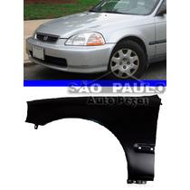 Paralama Honda Civic 96 97 98 1996 1997 1998 Lado Esquerdo