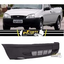Parachoque Fiesta 2000 A 2003 Courrier 2000 A 2011 Dianteiro