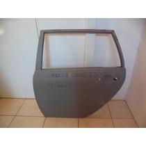 Porta Traseira Esquerda Corolla 2003 A 2008