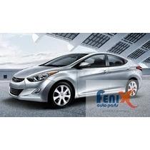 Sucata Hyundai Elantra - 2014 - Retirada De Peças