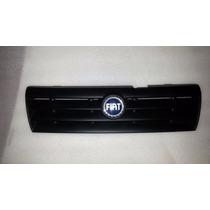 Grade Frontal Com Emblema Original Fiat Uno Cod 1001651030