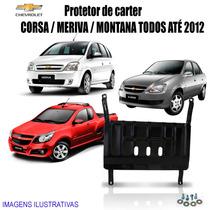 Protetor De Carter Corsa / Montana/ Meriva Todos Até 2012