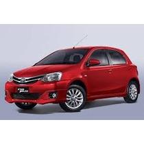 Sucata Toyota Etios 2015