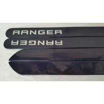 Jogo Friso Lateral Ford Ranger Acessório Novo