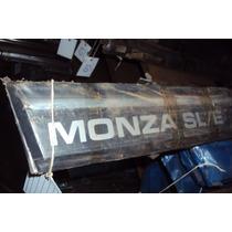 Friso Lateral Monza Sle 4 Portas Até 87 Preto De Presilha
