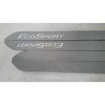 Jogo Friso Lateral Ford Eco Sport Acessório Novo