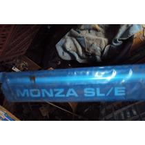 Friso Lateral Monza Sle 2 Portas Até 87 Preto De Presilha