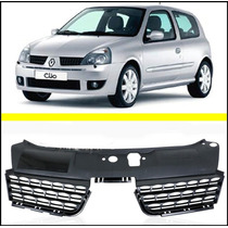 Grade Frontal Parachoque Renault Clio 03/05