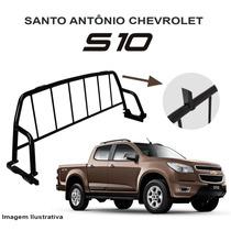 Santo Antônio Chevrolet S10 S-10 2013 Em Diante Grade Vidro