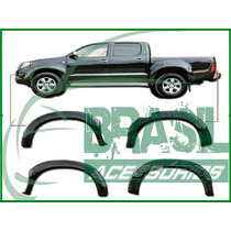 Alargador Paralama Hilux 05 06 07 08 09 10 Pick Up