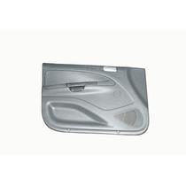 Forro De Porta Gol G5 Dianteiro Esquerdo Com Vidro Eletrico