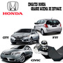 Engate De Reboque Honda City / Civic / E New Fit